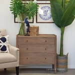 Tweed Hill Rattan Chest