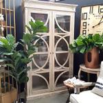 Mercia Glass Display Cabinet