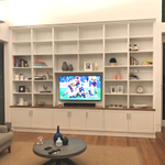 Custom Wall Units - Waverly