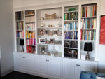 *Custom Wall Units - North Sydney Premises