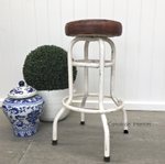 Doe Industrial Stool