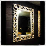 Laurent Mirror - Silver - Sold Out - More Coming Soon