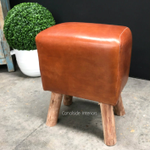 Saddle Stool II