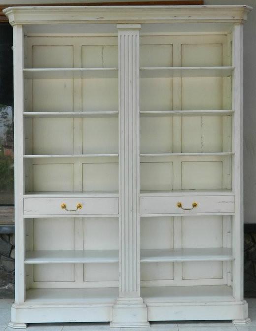 Cheverney Open Bookcase