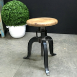 Rocket Industrial Stool