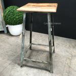 Brooklyn Industrial Tall Stool