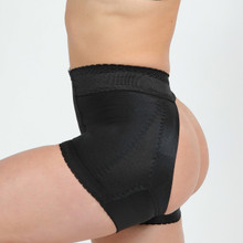 Reshape your Buttocks & Hips! The Panty Reshaper works by helping to re-distribute the buttock muscles, enhancing the buttocks appearance. This reshaper provides shape, volume and consistency to the lower back giving a rounded, pushed back and slightly raised shape.  OUR RESHAPING SOLUTION WHEN WORN Encourages better posture when walking or standing up for long periods of time Gives your buttocks a fuller look