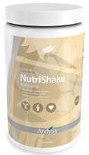 NUTRISHAKE  Satisfy your Appetite with a rich Protein Drink  NutriShake is a perfect performance shake for jump-starting your metabolism, and as meal replacement. Fortified with 26 antioxidants, vitamins, and minerals, NutriShake helps to support immune function.  Our Everyday Health Benefits:  • Helps to support immune function. • 18g of high quality protein. • 9 essential amino acids. • Supports mental alertness. *These statements have not been evaluated by the US Food and Drug Administration. This product is not intended to diagnose, treat, mitigate, cure or prevent any disease