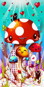 Mushroom Fantastic 5x7 Print