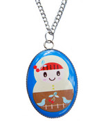 Little Russian Doll Necklace