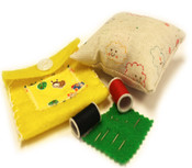 Buzzing Bee Sewing Kit Set