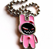 One Bad Ninja Necklace