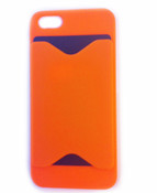 iSlide iPhone 5 Wallet Case - Orange