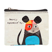 Barely Squeakin' By Coin Purse