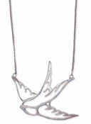 Love Swallow Necklace