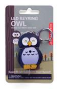 LED Keyring - Owl