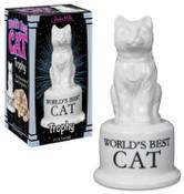World's Best Cat Trophy