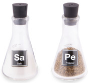 Science Lab Flask Salt and Pepper Shakers