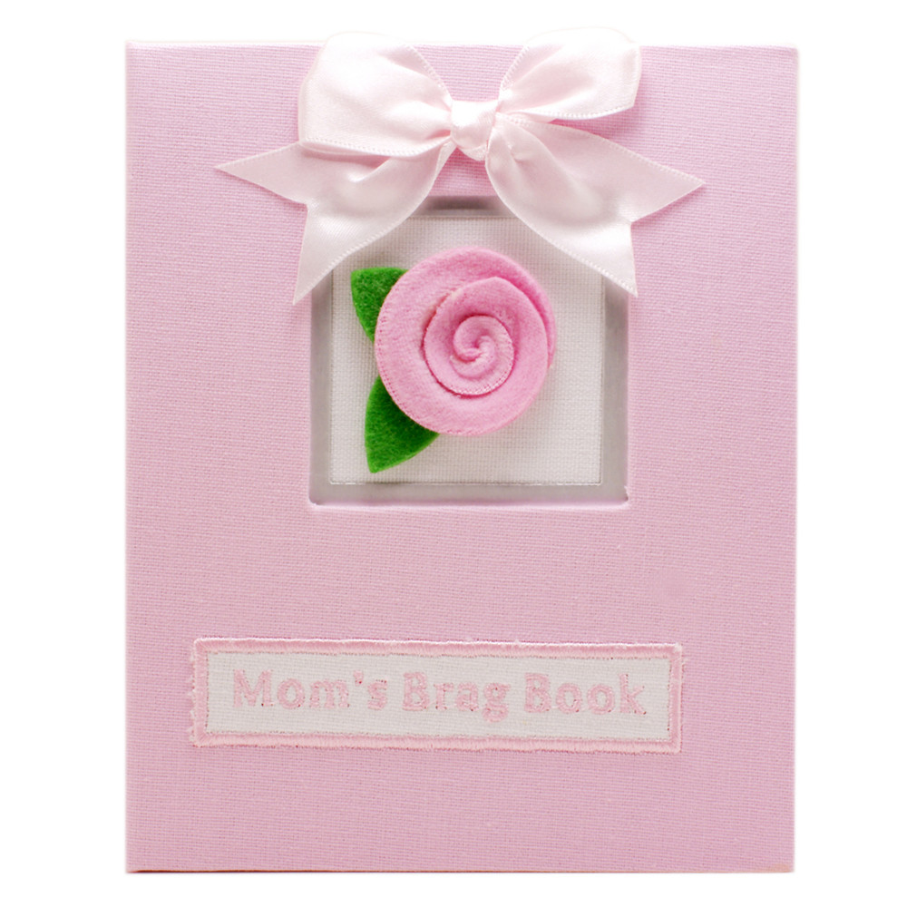 Moms Brag Book Mothers Flip Photo Album Holds 36 Standard Sized
