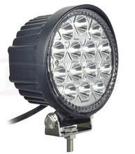 "4.5"" Round LED Work Light Flood Beam"