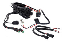 DOUBLE RELAY HARNESS FOR TWO LED LIGHTS UP TO 150W