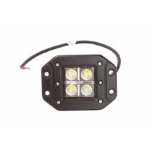 "Flush Mount 3"" Square 12 Watt LED Light Spot Beam"
