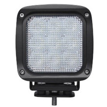 "4.5"" Square Heavy Duty 45 Watt LED Work Light Flood Beam"