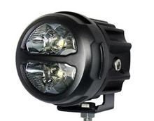 "3"" Round 20 Watt Split LED Light Spot Beam"