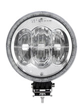 "9"" ROUND (228mm) E-MARK DRIVING LIGHT.  60 WATTS.  PROLEDDL2190"