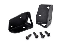 "07-15 Jeep JK Pillar Mounts; Fits 6"" Light, Cannon & 80 Watt Round"