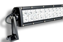 "8"" LED LIGHT BAR, DOUBLE ROW COMBO BEAM, 36 WATTS"