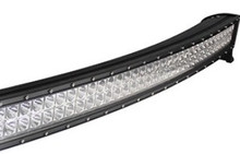 "54"" Curved Double Row Combo Beam 300 Watt LED Light Bar"