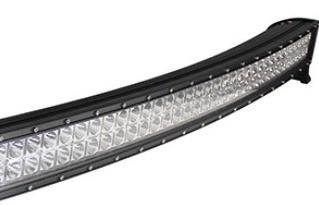 54 Curved Double Row Combo Beam 312 Watt Led Light Bar