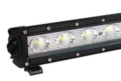 """30"""" Single Row Combo Beam 90 Watt LED Light Bar"""