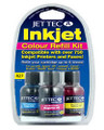 Colour Refill Kit For Canon BC05 Inkjets