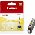 Canon ORIGINAL CLI-521 Yellow Ink Cartridge