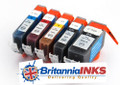 (A) Canon Compatible PGI-520 / CLI-521  Multi Pack (5 inks)