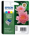Epson Original  T014 Colour Ink Cartridge