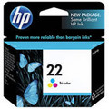 Original HP 22 Colour Ink Standard (C9352) (5ml)