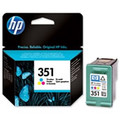 ORIGINAL HP 351 Standard Colour Ink Cartridge