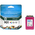 Original Tri-Colour HP 901 Ink Cartridge - (CC656AE)