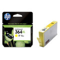 Original High Capacity Yellow HP 364XL Ink Cartridge - (Vivera CB325EE)
