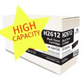 Compatible Q2612X Black Toner Cartridge (4,000 pages)