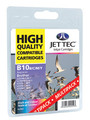 Jettec Compatible LC970 Multi Pack ink (premium quality)
