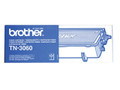 Brother Original TN3060 Black Toner Cartridge (6,700 pages)