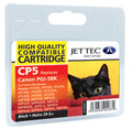 Compatible Jettec PGI-5 Black Ink Cartridge (premium quality)