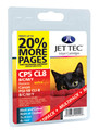 Compatible Jettec  PGI-5 / Cli-8 (5 cartridge Multi) (premium quality)