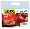 Compatible Jettec CLI-521 Black Ink Cartridge (premium quality)