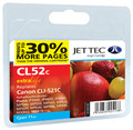 Compatible Jettec CLI-521 Cyan Ink Cartridge (premium quality)