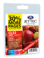 Compatible Jettec CLI-521 C/M/Y Multi Ink Cartridge 3 INKS (premium quality)